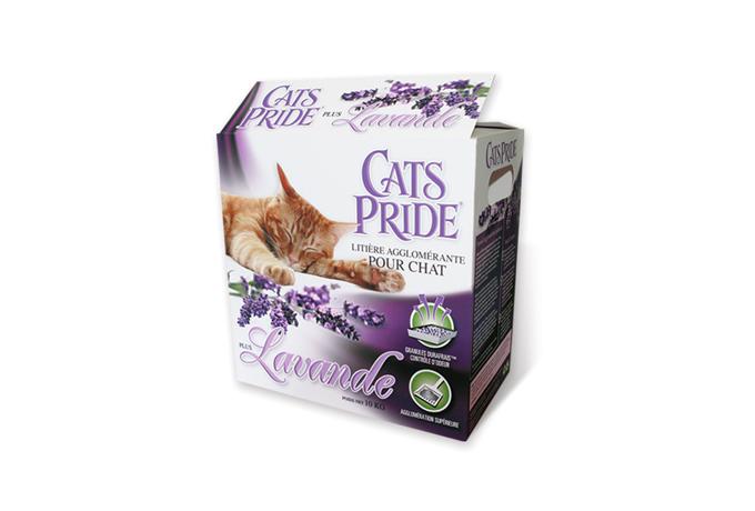 CAT'S PRIDE® PLUS LAVANDE