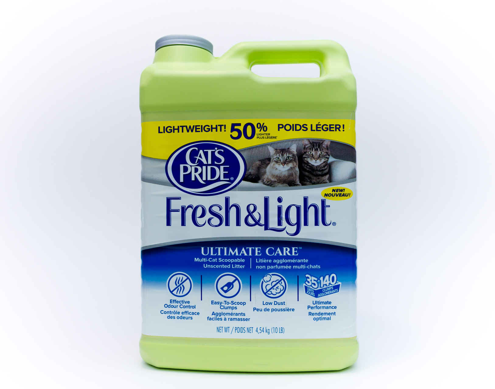 FRESH & LIGHT® ULTIMATE CARE<sup>MD</sup> NON-PARFUMÉE
